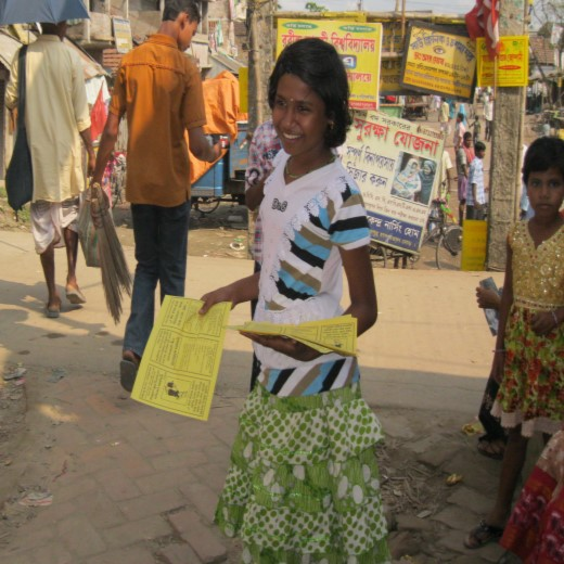 Campaigning for Child Rights
